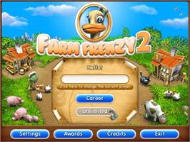 In game image of Farm Frenzy 2 on the Valve Steam.
