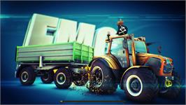 In game image of Farm Machines Championships 2014 on the Valve Steam.