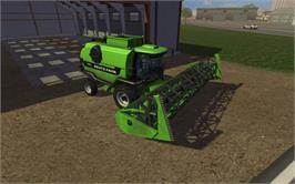In game image of Farming Simulator 2011 on the Valve Steam.