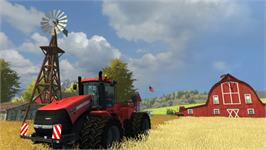 In game image of Farming Simulator 2013 - Official Expansion (Titanium) on the Valve Steam.
