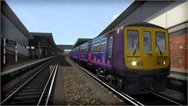 In game image of First Capital Connect Class 319 EMU Add-On on the Valve Steam.