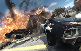 In game image of FlatOut: Ultimate Carnage on the Valve Steam.