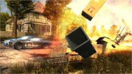 In game image of Flatout 3: Chaos & Destruction on the Valve Steam.