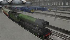 In game image of Flying Scotsman Add-On on the Valve Steam.