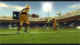 In game image of Football Superstars on the Valve Steam.