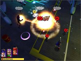 In game image of Freedom Force on the Valve Steam.