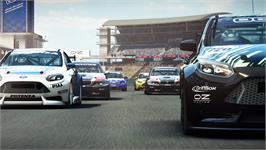 In game image of GRID Autosport on the Valve Steam.
