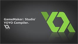 In game image of GameMaker: Studio YoYo Compiler on the Valve Steam.
