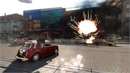 In game image of Gas Guzzlers Extreme: Full Metal Frenzy on the Valve Steam.