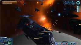 In game image of Gemini Wars on the Valve Steam.