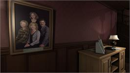 In game image of Gone Home on the Valve Steam.