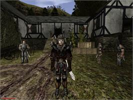 In game image of Gothic II: Gold Edition on the Valve Steam.