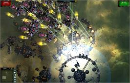 In game image of Gratuitous Space Battles on the Valve Steam.