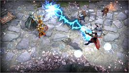 In game image of Guardians of Middle-earth on the Valve Steam.