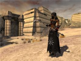 In game image of Guild Wars Nightfall® on the Valve Steam.