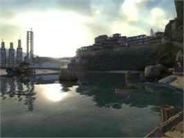 In game image of Half-Life 2: Lost Coast on the Valve Steam.