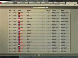 In game image of Hearts of Iron 2 Complete on the Valve Steam.