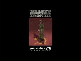 In game image of Hearts of Iron III: Soviet Infantry Pack DLC on the Valve Steam.