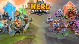 In game image of Hero Academy on the Valve Steam.