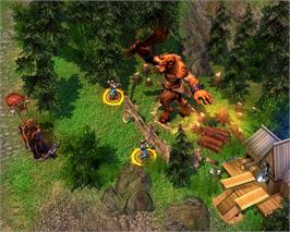 In game image of Heroes of Might and Magic® V: Tribes of the East on the Valve Steam.