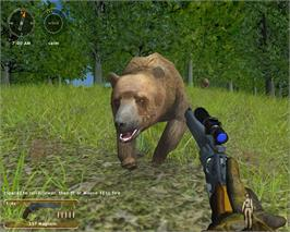 In game image of Hunting Unlimited 2010 on the Valve Steam.