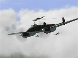 In game image of IL-2 Sturmovik: 1946 on the Valve Steam.