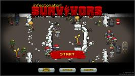 In game image of Infectonator : Survivors on the Valve Steam.
