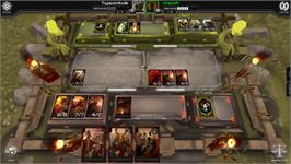 In game image of Infinity Wars - Animated Trading Card Game on the Valve Steam.