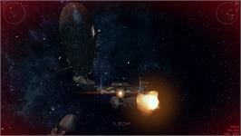 In game image of Iron Sky Invasion: Meteorblitzkrieg on the Valve Steam.