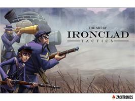 In game image of Ironclad Tactics: Deluxe Edition on the Valve Steam.