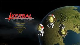 In game image of Kerbal Space Program on the Valve Steam.