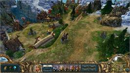 In game image of King's Bounty: Warriors of the North on the Valve Steam.