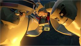 In game image of LEGO® The Hobbit on the Valve Steam.