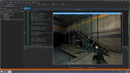 In game image of Leadwerks Game Engine: Standard Edition on the Valve Steam.