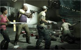 In game image of Left 4 Dead 2 on the Valve Steam.