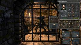 In game image of Legend of Grimrock on the Valve Steam.