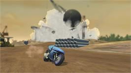 In game image of LocoCycle on the Valve Steam.