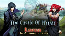 In game image of Loren The Amazon Princess - The Castle Of N'Mar DLC on the Valve Steam.