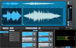 In game image of MAGIX Audio Cleaning Lab 2014 on the Valve Steam.