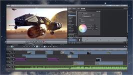 In game image of MAGIX Movie Edit Pro 2014 Plus on the Valve Steam.
