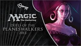 In game image of Magic 2013 Obedient Dead Deck Key on the Valve Steam.