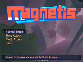 In game image of Magnetis on the Valve Steam.