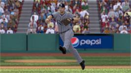 In game image of Major League Baseball 2K9 on the Valve Steam.