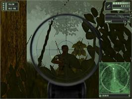 In game image of Marine Sharpshooter II: Jungle Warfare on the Valve Steam.