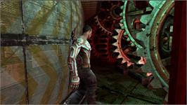 In game image of Marlow Briggs and the Mask of Death on the Valve Steam.