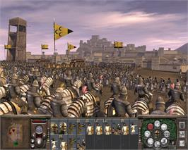In game image of Medieval II: Total War on the Valve Steam.
