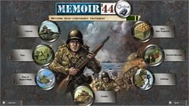 In game image of Memoir '44 Online on the Valve Steam.