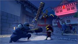 In game image of Mini Ninjas on the Valve Steam.