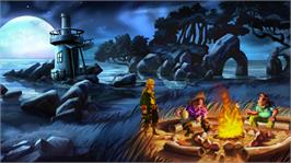 In game image of Monkey Island 2 Special Edition: LeChucks Revenge on the Valve Steam.