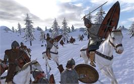 In game image of Mount & Blade: Warband on the Valve Steam.